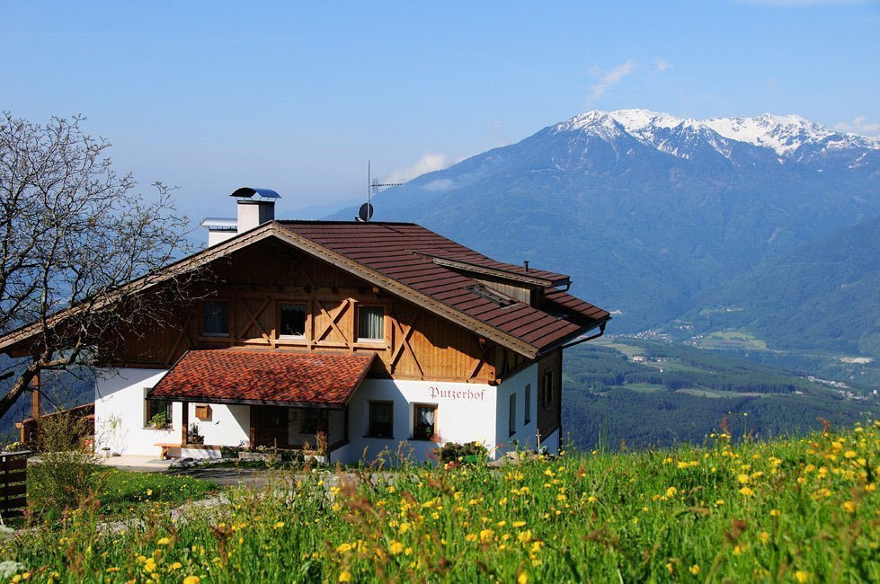 Putzerhof in Rodengo / South Tyrol